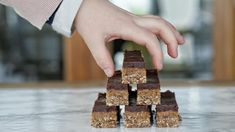 Healthier Twix for All! - Cliona O'Connor Grubs, Gluten Free, Live, Healthy, Food, Eten, Meals, Health