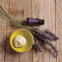Try this homemade cuticle cream with Lavender and Myrrh essential oils and bring health back to your nails.