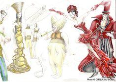Zarkana le nouveau spectacle du Cirque du Soleil