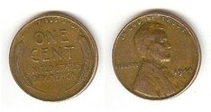 A List Of The Most Valuable Wheat Pennies, Including 1909 Wheat Penny Values Got Wheaties? See How Much Your Wheat Pennies Are WorthGot Wheaties? See How Much Your Wheat Pennies Are Worth Valuable Wheat Pennies, Valuable Coins, Wheat Penny Value, Penny Values, Rare Pennies, Rare Coins Worth Money, Coin Worth, Error Coins, Coin Values