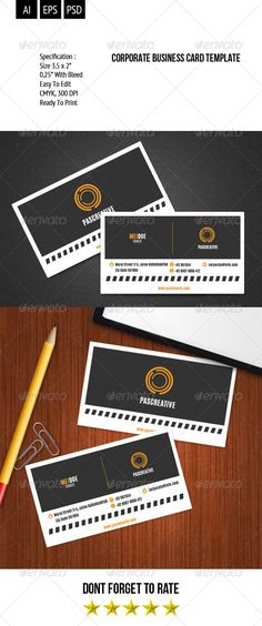 ◭ [Get Free]▥ Corporate Business Card Template Vol. Minimal Business Card, Corporate Business, Business Card Size, Cleaning Business Cards, Logo Design, Graphic Design, Information Graphics, Monogram Logo, Social Media Design