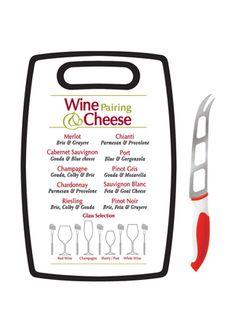 On ideel: OGGI 2-Piece Wine and Cheese Board Set