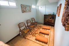Meditation Room at Penn State Hazleton.