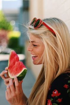 is there anything better than watermelon?