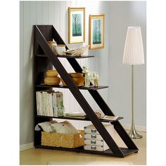I found this amazing Marietta Dark Brown Triangle Display Shelf at nomorerack.com for 52% off. Sign up now and receive 10 dollars off your first purchase