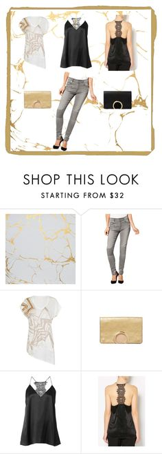 """""""Lighten up and brighten up"""" by pinkfalmingo on Polyvore featuring sass & bide and Witchery"""
