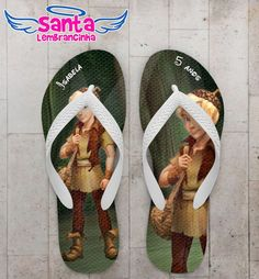 Chinelo Infantil TinkerBell, Terence COD 3700