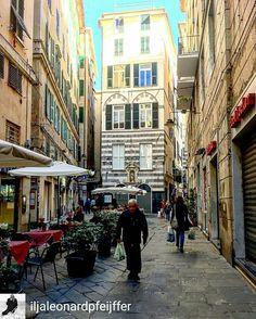 Vicoli di #Genova