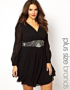 I'd like this in a bit longer style. Plus size clothing | Plus size fashion for women | ASOS