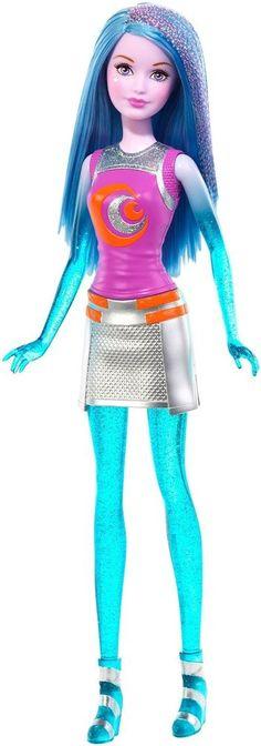 NEW! 2016 Barbie Starlight Adventure Blue & Purple Twin Doll  #Mattel