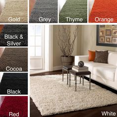 nuLOOM Alexa My Soft and Plush Multi Shag Rug (5'3 x 7'6)   Overstock.com Shopping - The Best Deals on 5x8 - 6x9 Rugs