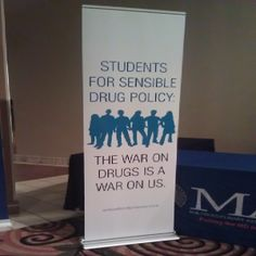 2012 International Students For Sensible Drug Policy Conference Was A Success