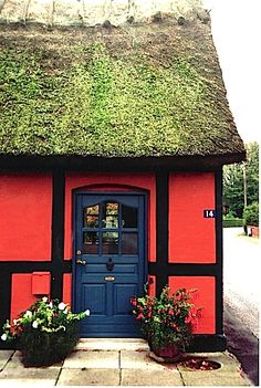 koge, denmark; This is the town my mother and her twin brother were born in 1921 in a farmhouse.