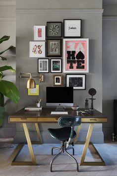 Kim's favourite workspaces 2017