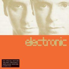 Electronic album (debut 1990) LP
