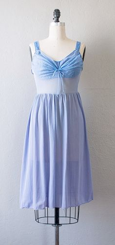 vintage 1960s night dress   60s slip dress Vintage Clothing Online, Online Clothing Stores, Vintage Dresses, Vintage Outfits, Vintage Fashion, New Underwear, Vintage Inspired Outfits, Feminine Dress, Classy And Fabulous