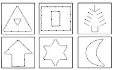 Beginning Sounds, Pattern Blocks, Block Patterns, Kindergarten Math, Learning, Holiday Decor, Home Decor, Google, Occupational Therapy