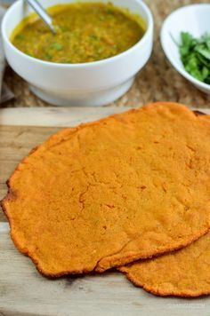 Slimming Eats Sweet Potato Flatbread, Pizza Base, Naan or Taco - Gluten Free, Dairy Free, vegetarian, Paleo, Slimming World and Weight Watchers friendly