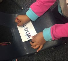 Sight Word Musical Chairs and other fun and studently friendly sight word activities.