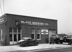 *History of Beer in Grand Rapids!*  Blatz Brewing Co.- Grand Rapids Branch, 1025 Monroe Ave NW - January 6, 1944