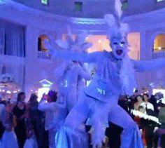 Hora Loca (Crazy Hour) wedding party, Miami Beach, FL. By Karen Maerovitz.  Feb. 3, 2013 (https://twitter.com/cremeevents)  https://vine.co/v/b1jjFtMuhwE