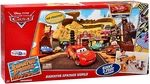 Name: Radiator Springs World Playset Manufacturer: Mattel Series: CARS Release Date: September 2013 For ages: 4 and up UPC: 746775250348 Details (Description): Kids can recreate their favorite Radiator Springs moments from DisneyoPixar Cars with the Radiator Springs Play set! Each play area represent an iconic location and includes a special feature - race around Willys Butte with the kid-powered booster track, or use the manual diverter to send the car driving into town. Use the crane in…