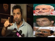 Ajaz Khan ANGRY & FRUSTRATED with indian politics.