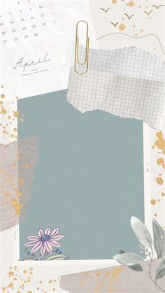 Paper Background Design, Collage Background, Flower Background Wallpaper, Grid Wallpaper, Iphone Wallpaper Tumblr Aesthetic, Aesthetic Pastel Wallpaper, Fleurs Art Nouveau, Birthday Post Instagram, Instagram Frame Template