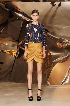 Camilla and Marc, Look #6