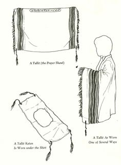 Tallit (Prayer Shawl)