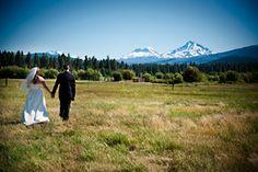 Wedding at Black butte ranch :)