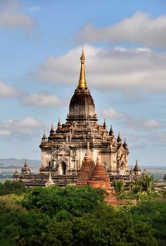 Un destino obligado.mas pronto que tarde habra que ir! Myanmar Travel, Burma Myanmar, Bagan, Places To Travel, Places To Go, Temple Ruins, Buddha Temple, Temples, Asian Architecture