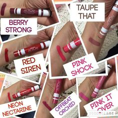 Nuevos! Labiales Liquidos Mary Kay At Play