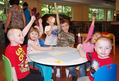 Something as simple as ice pops can make the day at a Ronald McDonald House.
