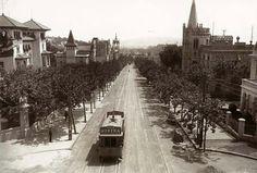 Avinguda Tibidabo.1923