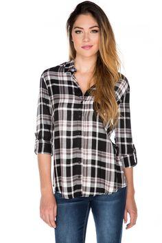 Logan Plaid Shirt