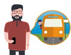App ATB Mobile - ATB network - ATB - Azienda Trasporti Bergamo - Autobus, Orari, Parcheggi, Mobilità