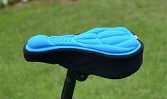 Andget Mountain Bicycle Saddle Seat Gel Pad Cushion Cover Airy Comfortable 290mm*170mm Blue Andget http://www.amazon.com/dp/B00KQGBOIK/ref=cm_sw_r_pi_dp_dkOdub1NS5F53