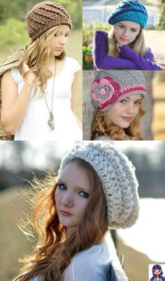 For those of you who like to shop early for Christmas gifts, this is a small sample of the hand crocheted hats you will find at Forever Andrea.  Click on the link to explore my entire collection.  You will also find more handmade accessories, from hats and scarves, to jewelry and Kindle covers.  Forever Andrea specializes in tweens, teens and young women.  Everything made in the USA!  https://www.etsy.com/shop/foreverandrea