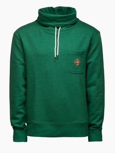 Andersson Sweat, Verdant Green, large