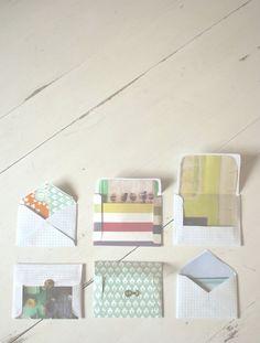 Let's Make Envelopes | Darling Magazine - Darling Magazine