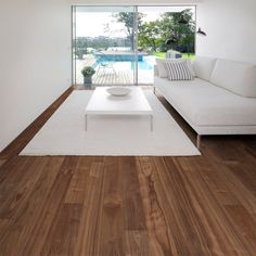 Oak Verona - European Naturals Collection by Kahrs at A J Rogers and Sons. Minimalist Furniture, Minimalist Interior, Engineered Wood Floors, Hardwood Floors, Verona, Kahrs Flooring, Boho Decor, Rustic Decor, Bedroom Flooring