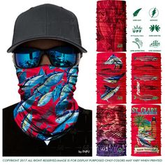 3d Skull Bandana Neck Gaiter Camouflage Scarf Bandana Military Face Masks Forest Woodland Outdoors Scarfs Hiking Camo Balaclava Attractive And Durable Men's Scarves