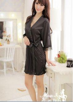 Black robe dress : http://wowemall.com/black-robe-dress.html?keyword=wow2606