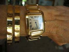 Cartier watch owners: please show us your watches... - Page 5 - PurseForum