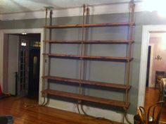 rope shelves - Google Search
