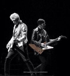 Adam & The Edge