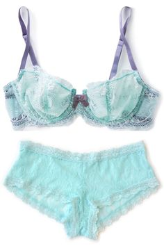 10 Undie Sets So Pretty You Almost Won't Want to Cover Them Up