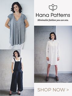 I'm not sure when cocoon dresses appeared on my radar, but as I reached the later stages of my pregnancy, I found myself Googling for images and sewing ideas. I…