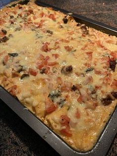 Meat Recipes, Mexican Food Recipes, Ethnic Recipes, Minced Meat Recipe, Pizza, Foods With Gluten, Beef Dishes, Enchiladas, Macaroni And Cheese